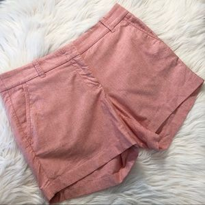 J. Crew Pink City Fit Shorts